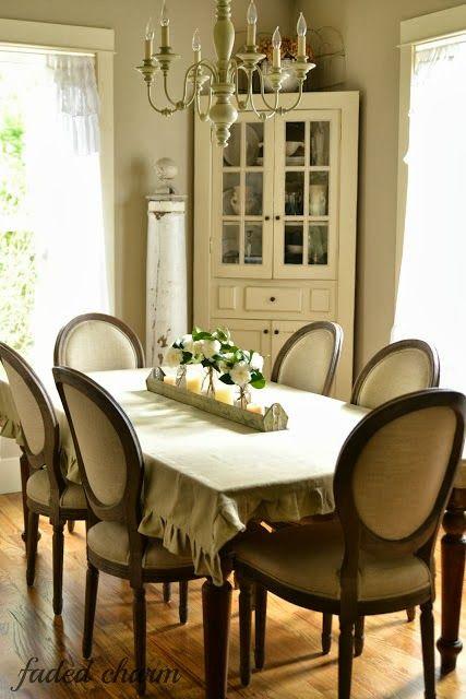 Die besten 25+ Französische Esszimmerstühle Ideen auf Pinterest - esszimmer weis landhaus