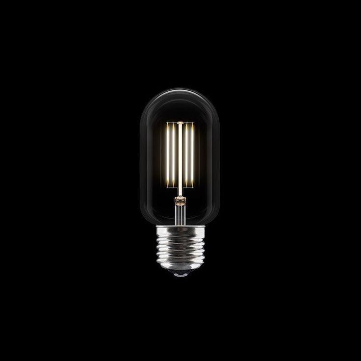 Idea, bombilla filamento Led de #Vita.  Disponible en potencia de 2W, 4W y 6W. Tonalidad de luz cálida. Incluye packaging VITA.