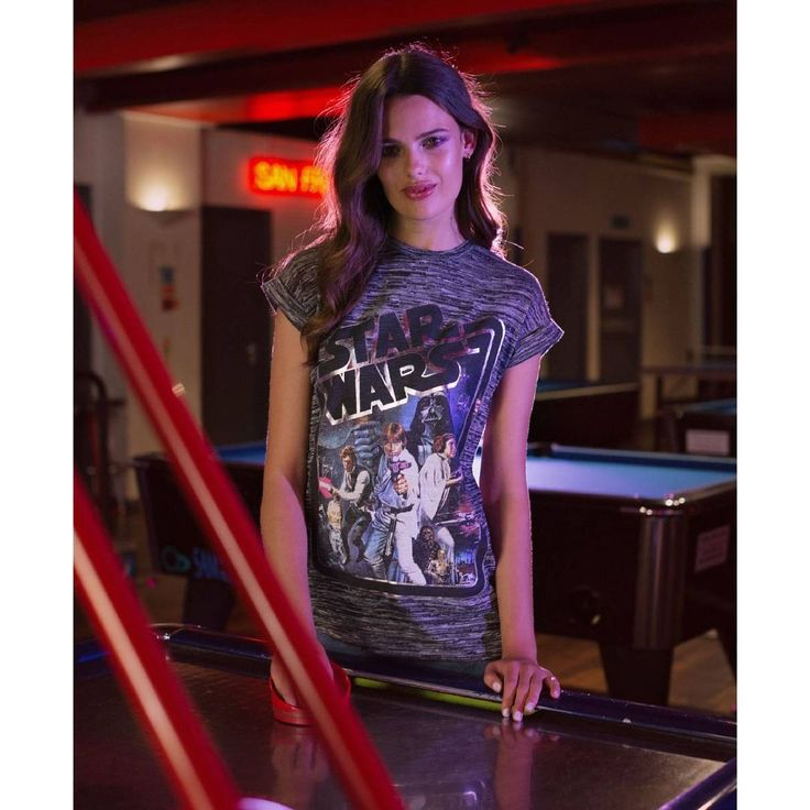 """For the ultimate #StarWars fan! Tee £6/€8 #Primark #fashion"""