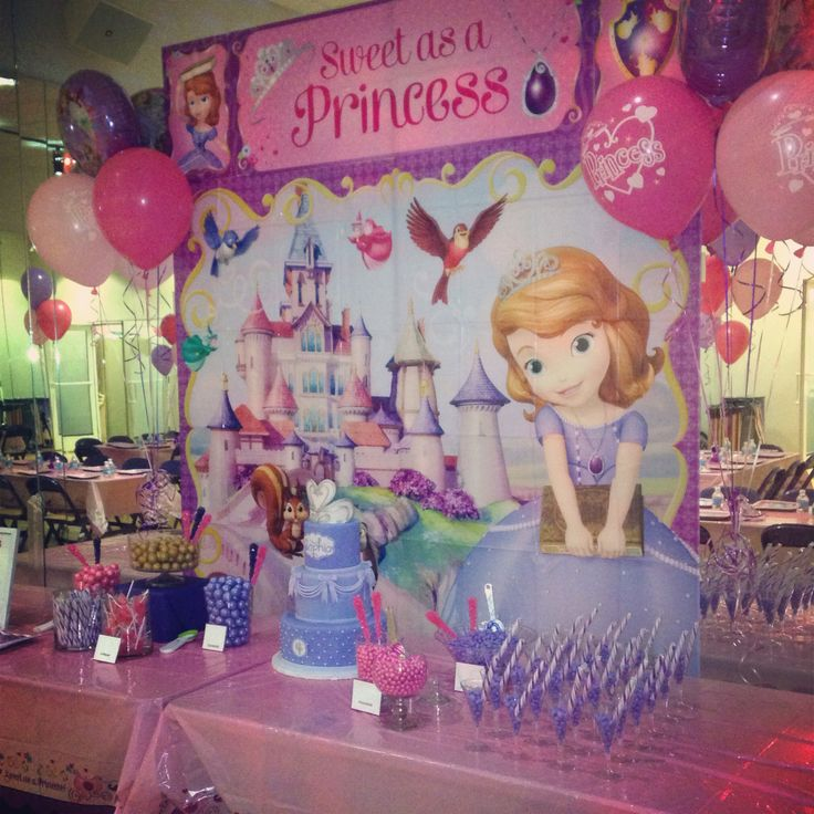 8eef936c956f1861aa1c6cc855d7460f  sofia party sofia the first