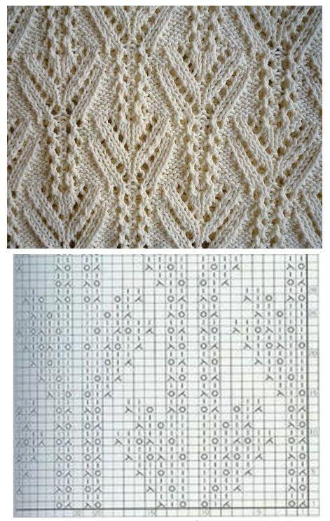 Lace knitting | Handarbeiten - stricken, häkeln, nähen, sticken ...