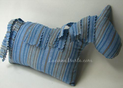 Novos bichinhos de tecido   Luciana Murta