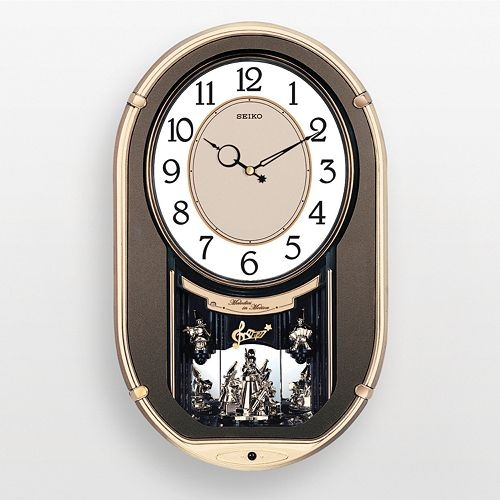17 Best Images About Seiko Wall Clocks On Pinterest