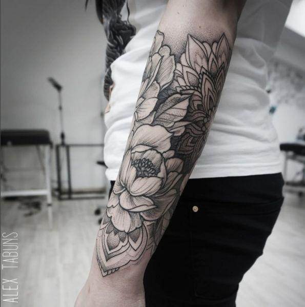 alex tabuns tattoo