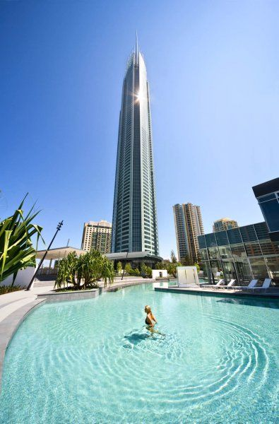 Q1 Resort - Q1 Swimming Pool - Q1 Luxury Accommodation