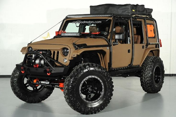 2015 Jeep Wrangler Unlimited Rubicon Nomad Dallas, Texas | Starwood Motors