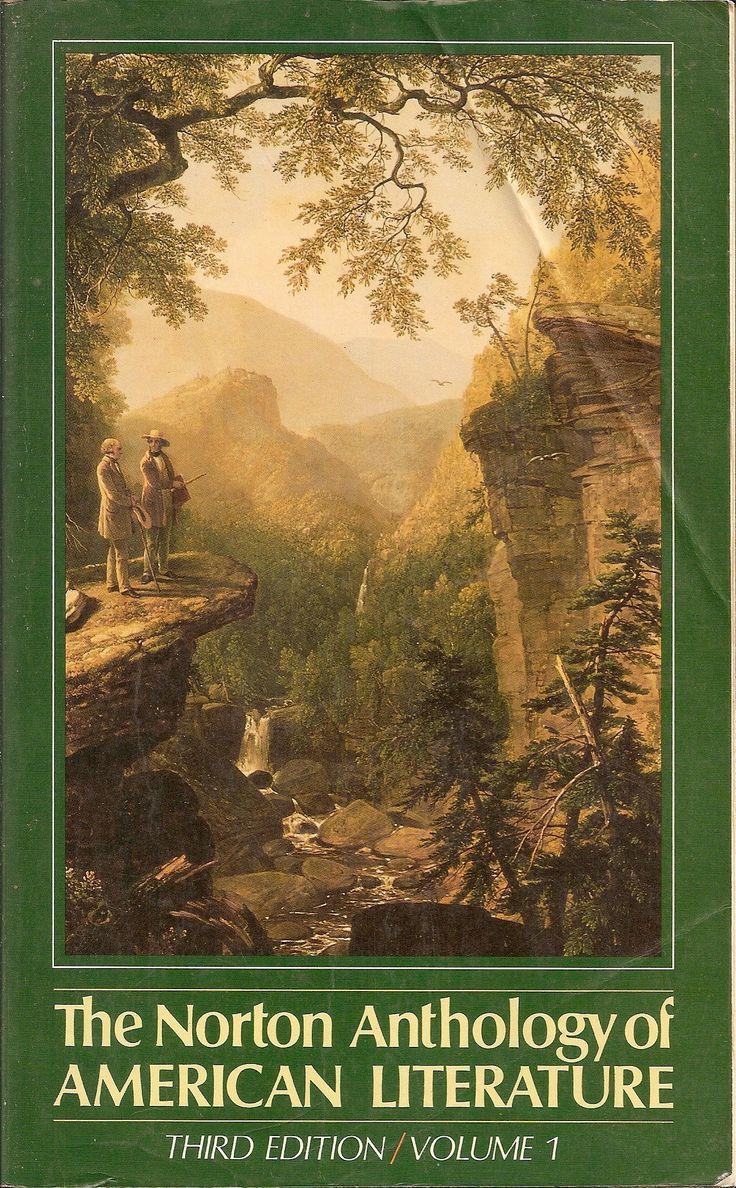 10 best norton anthology images on pinterest norton anthology norton anthology of american literature volume 1 fandeluxe Images