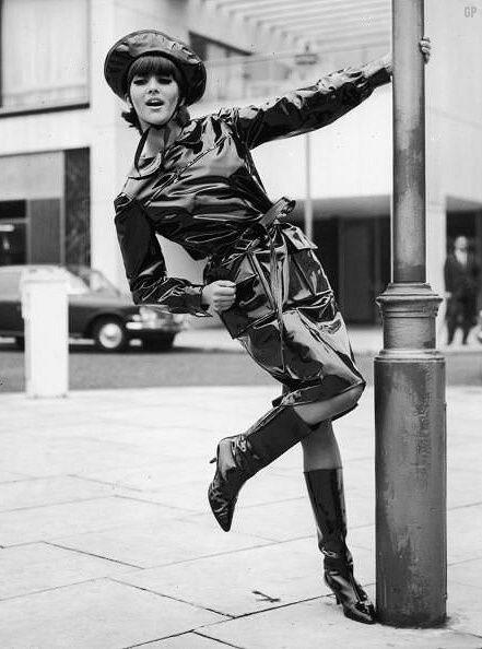 #MaryQuant, 1964. Uk  #classicbeauty