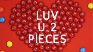 WIN a M&M'S Valentine's Day Prize Pack! on http://www.canadafreebies.ca/