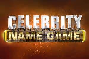 Celebrity Name Game - Wikipedia, the free encyclopedia