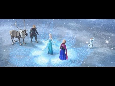 ▶ Disney's Frozen Holiday Trailer - YouTube - seen this movie twice, and seriously just cried during this trailer! I love Frozen!
