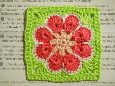 somalia square: Crochet Granny Squares, Maart Squares, Videos Patterns,  Dishcloth, Crochet Squares Motif, Somalia Squares, Dishrag