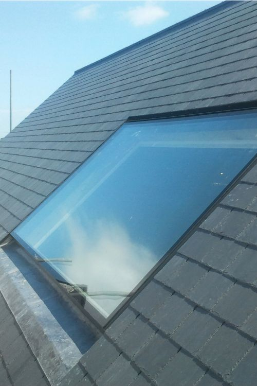 Conservation Rooflights | Products | IQ Glass