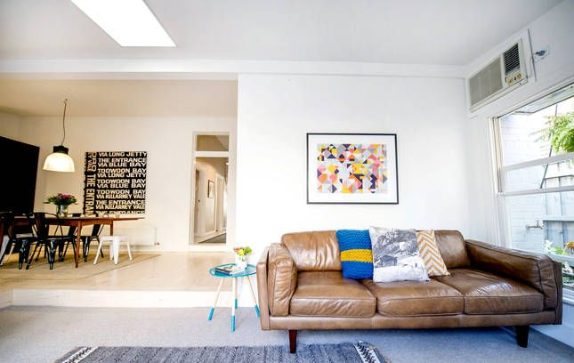 Yellow Door Boutique Accommodation | Melbourne City, VIC | Accommodation. From $340 oer night. Sleeps 10 #melbourne