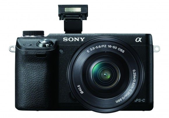 Sony NEX-6 Camera with WiFi announced; releasing in November