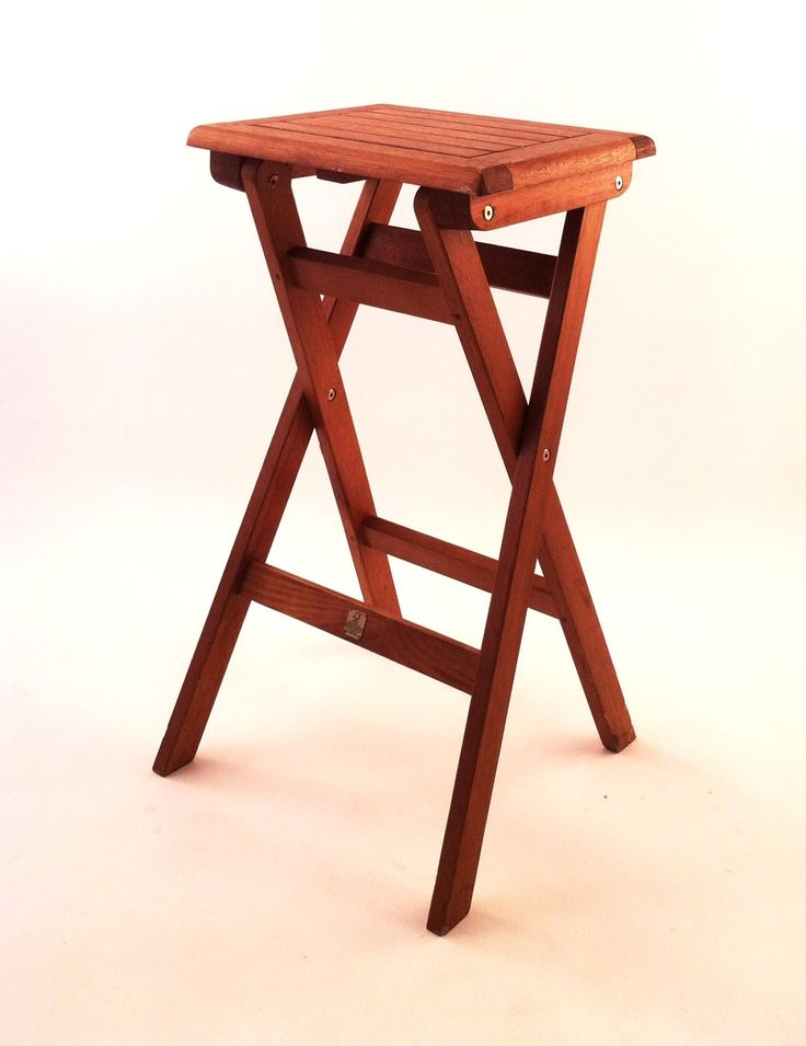 Making Wood Folding Bar Stools wood f