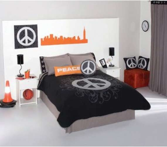 Peace Sign Bedroom Accessories: Best 25+ Music Theme Bedrooms Ideas On Pinterest