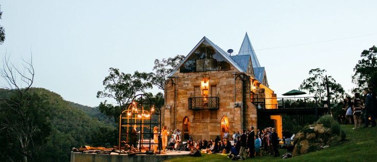 A quirky NSW wedding venue, St Josephs Guesthouse is situated in the beautiful…