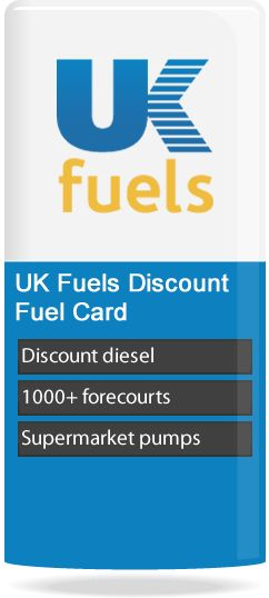 The UK Fuels Discount Fuel Card offers a network of over 1600 sites nationwide including quality brands such as selected BP, Shell, Texaco and Total sites as well as all Tesco, Morrisons and The Co-Operative Food supermarkets.