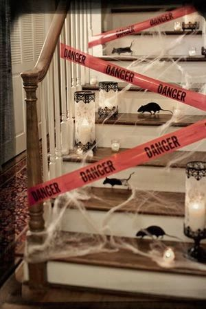 Greetings Ghosts and Ghouls !           I hope you enjoyed the last Halloween Decor post on Atmosphere and twists on the traditional Pum...