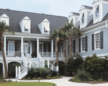 Coastal Home With Bahama Shutters House Ideas