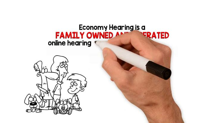 Economy Hearing is a family owned and operated online hearing aid store designed deliver simple, affordable and effective solutions to hearing loss. We want our clients to stop missing out on the conversation with friends, family and loved ones and reconnect with the world around them.