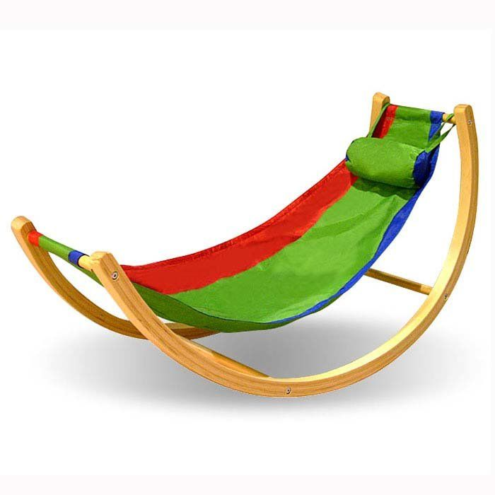 Kid's hammock, but I want one for me!
