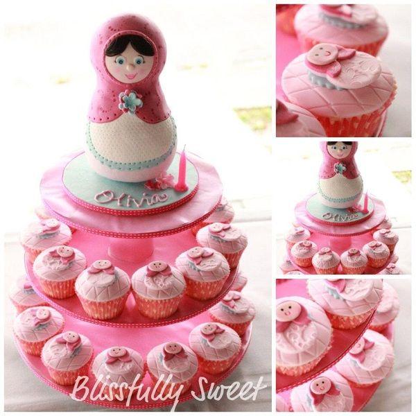 Image Cake Tower