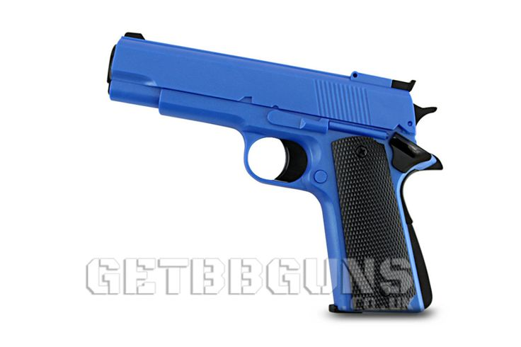 HFC HG123 GAS AIRSOFT PISTOL   This HG123 is a full Scale Replica of the Smith & Wesson Model 1911 used by the U.S. Military for over 75 years.   #getbbguns #airsoft #bbguns #gasgun #bbgun #airsoftgun #smithwesson