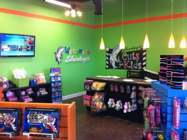 Sharkey S Cuts For Kids In Lubbock Tx Is Now Open Www