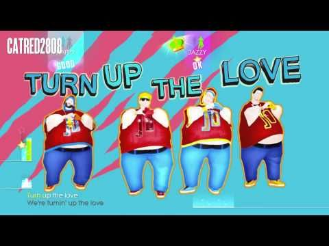 Just Dance 2014 | SUMO - Turn Up The Love - 3 Stars