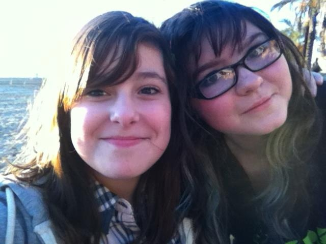 Me and Imogen :)