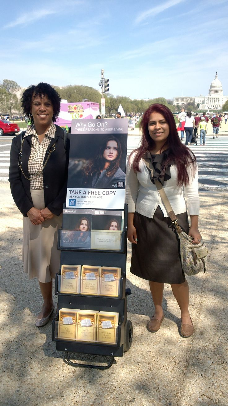 Special metropolitan public witnessing in Washington, DC on the National Mall