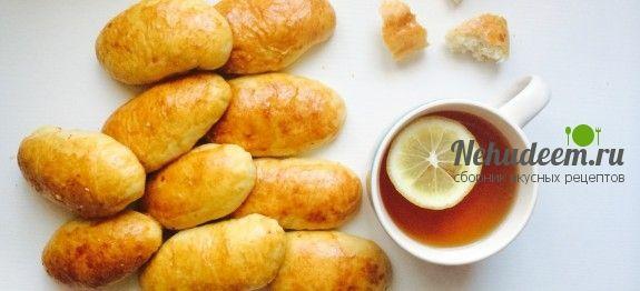 Пошаговый фото-рецепт пирожков с курицей на кефирном тесте