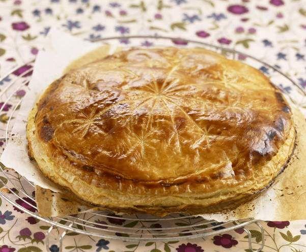 Recette Galette des Rois Thermomix par thermomix - recette de la catégorie Pâtisseries sucrées