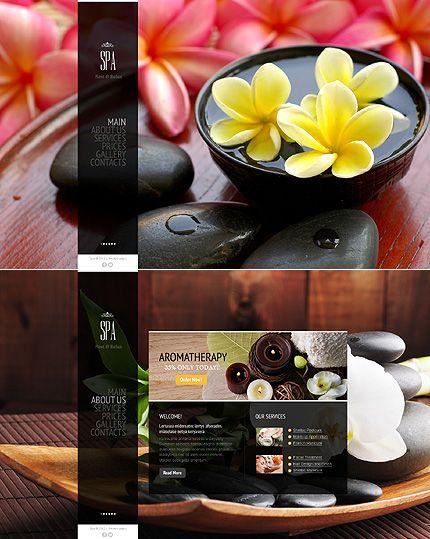 Best 25+ Salon website ideas on Pinterest | Website design cost ...
