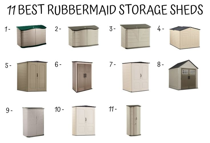 Rubbermaid Shed Review - Home Furniture Design