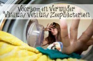 Schone wasmachine