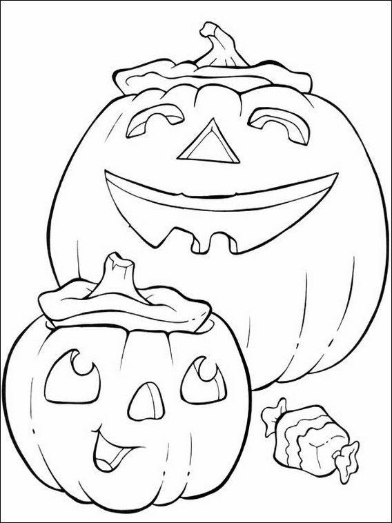 halloween 61 ausmalbilder für kinder malvorlagen zum