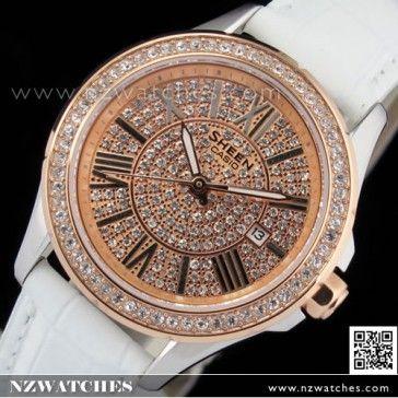 BUY Casio Sheen SWAROVSKI ELEMENTS Sapphire Ladies Watch SHE-4510GL-9A, SHE4510GL - Buy Watches Online | CASIO NZ Watches