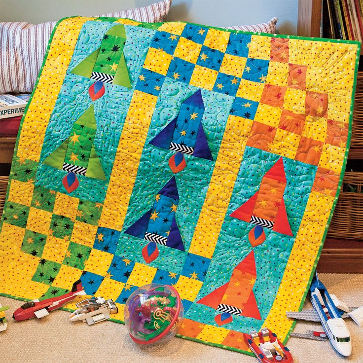 Free Pieced Baby Quilt Patterns : 1000+ images about Baby Quilts and Free Baby Quilt Patterns on Pinterest Mccall s quilting ...