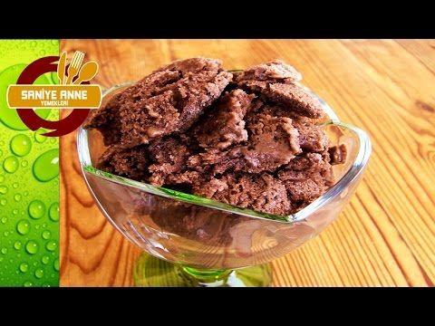 Kakaolu Dondurma Tarifi - YouTube saniye anne
