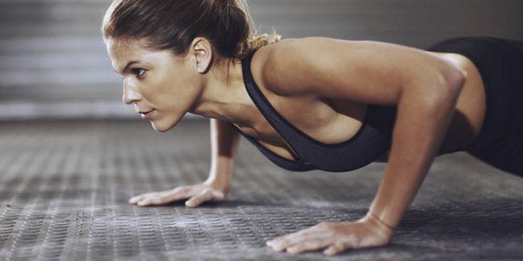 Een volledige Tabata-workout die je dit weekend moét doen   Women's Health