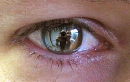 Mirror Contact lenses