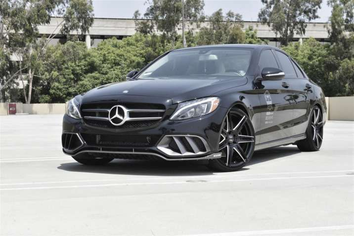 New 2012 Mercedes C300 With Rims Mercedes Benz C300 Mercedes