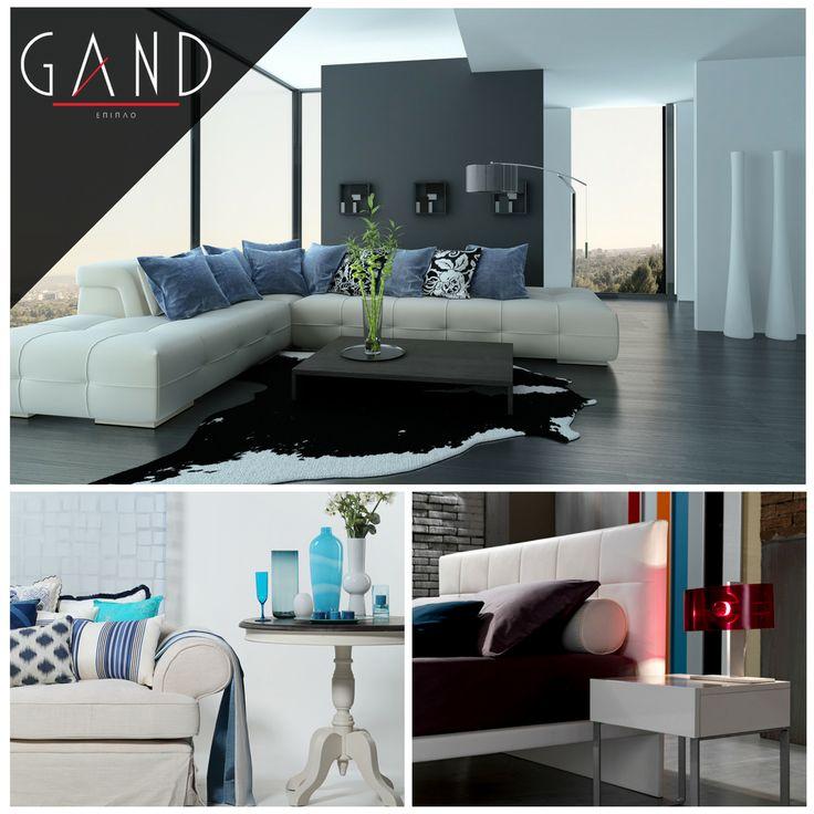 Ψάχνετε τα πάντα για το σπίτι; Στη Gand, κατασκευάζουμε εντυπωσιακά  και ιδιαίτερα έπιπλα, πάντα με κριτήριο τις ανάγκες και τα γούστα σας.Επισκεφθείτε μας στο www.epiplagand.gr και πάρτε μια μικρή ιδέα. #Gand #EpiplaGand