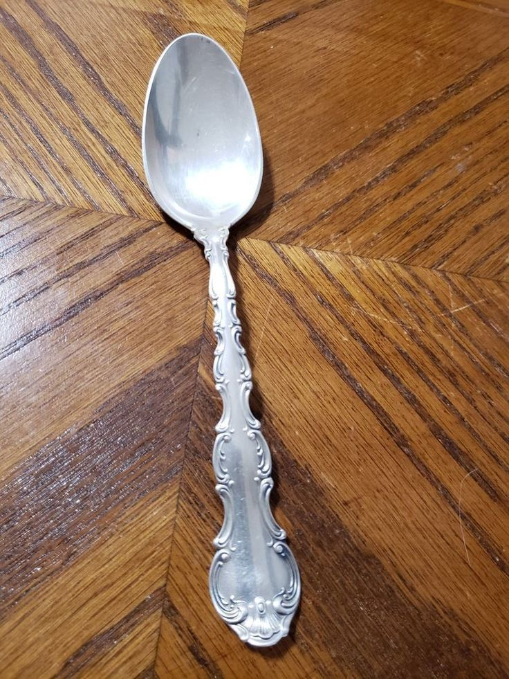 "S GORHAM STERLING 5 7//8/"" TEASPOON ~ RONDO ~ NO MONO"