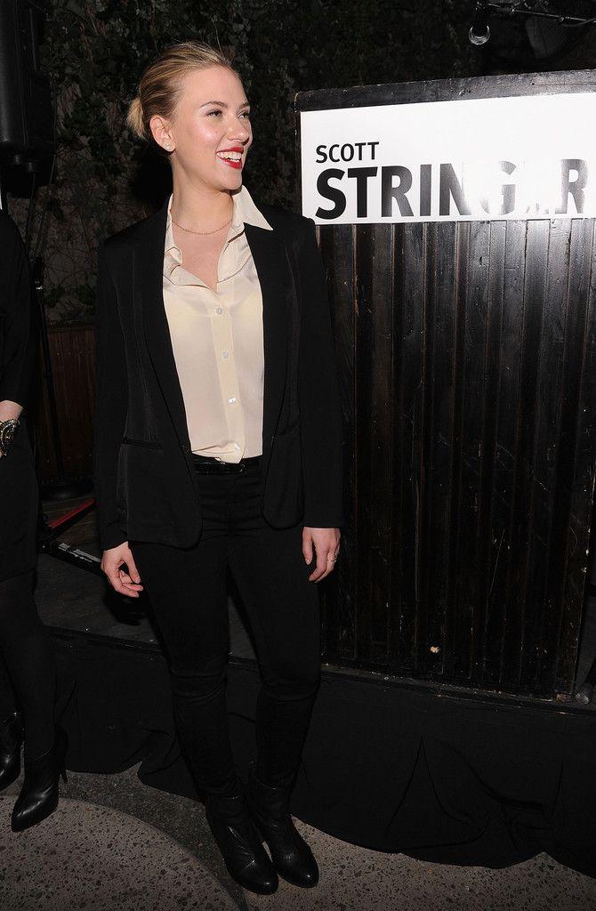 HIGH SCORE: Scarlett Johansson
