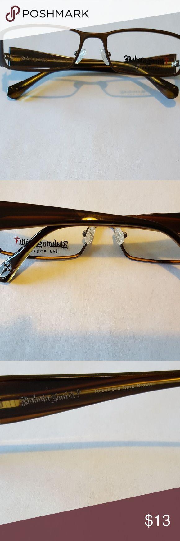❗LAST ONE❗Dakota Smith Glasses Nwot ... non prescription glasses. Comes with demo lens. You can have your own prescription put in them Accessories Glasses
