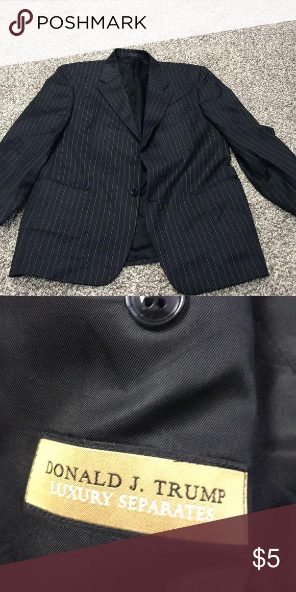 Donald Trump size 43R suit coat Donald Trump size 43R suit coat donald trump Suits & Blazers Sport Coats & Blazers